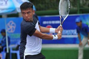 Hoàng Nam thắng dễ đối thủ tại vòng 1 Segovia Challenger