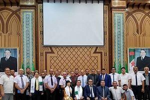 Thúc đẩy hợp tác kinh tế-thương mại với tỉnh Médeá, Algeria
