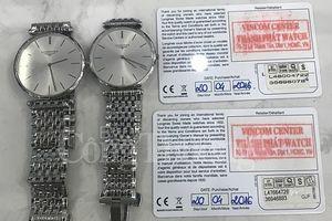 Đồng hồ hàng hiệu có thực... hiệu?