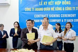 Tập đoàn Đài Loan thuê đất của Hoàng Quân xây nhà máy nghìn tỷ tại Vĩnh Long