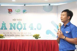 Hà Nội xây dựng cơ chế đặc thù cho hệ sinh thái khởi nghiệp 4.0