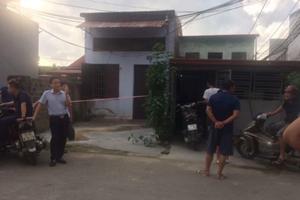 Hải Phòng: Nghi phạm cứa cổ vợ và 2 cháu tự sát tại nhà riêng