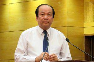 Trung tướng Bùi Văn Thành sẽ không còn là Thứ trưởng Bộ Công an