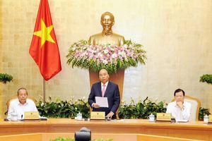 Thủ tướng Nguyễn Xuân Phúc: Kiên quyết không để Việt Nam là nơi thải phế liệu