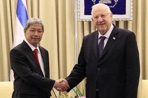 25 năm quan hệ ngoại giao Việt Nam-Israel: Thành tựu và cơ hội
