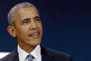 Về hưu, ông Obama kiếm tiền còn hơn thời làm Tổng thống