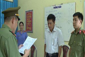 Khởi tố, cấm Phó giám đốc Sở GD&ĐT Sơn La đi khỏi nơi cư trú