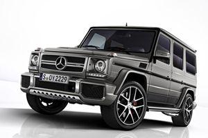 Siêu SUV của Mercedes bị triệu hồi vì lùi quá nhanh