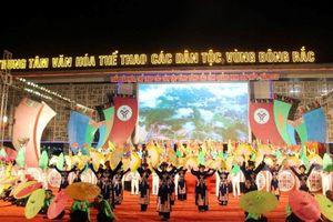 Ngày hội tôn vinh giá trị văn hóa truyền thống các dân tộc vùng Đông Bắc