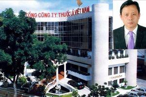 Ông Hồ Lê Nghĩa sẽ giữ ghế Chủ tịch Vinataba từ ngày 2/8