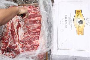 Hải quan bán đấu giá lô thịt trâu 170 tấn nhập lậu có đúng luật?
