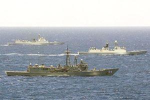 Trung Quốc tham gia tập trận với Australia bất chấp quan hệ căng thẳng