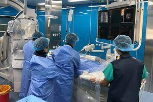 Điều trị thành công bệnh tim bẩm sinh cho 4 bệnh nhân