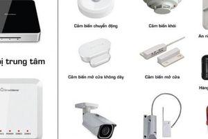 Bkav SmartHome chính thức ra mắt thiết bị an ninh cao cấp cho ngôi nhà