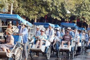 Hà Nội thu 37.757 tỷ đồng từ khách du lịch trong 7 tháng