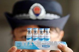 Ấn Độ thu hồi vaccine của công ty Trường Sinh Trung Quốc