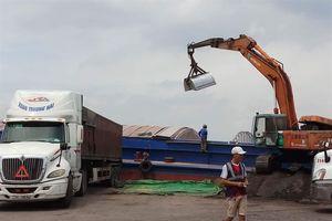 Hải Dương: Cảng chồng cảng uy hiếp an toàn đường sông