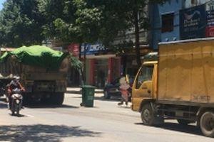 Cần xử nghiêm xe chở cát gây ô nhiễm ở TP Quảng Ngãi