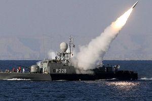 Iran chuẩn bị tập trận rầm rộ, sẵn sàng đáp trả các 'hành động gây hấn'