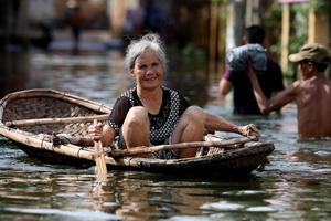 Hỏa hoạn và lũ lụt khắc nghiệt trên toàn cầu mùa Hè 2018
