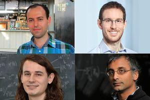 Chuyện thú vị về 4 nhà toán học vừa đạt giải thưởng Fields