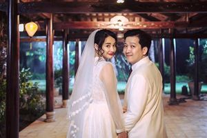Nhã Phương bị đồn sắp kết hôn với Trường Giang