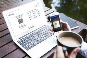 Ưu đãi lớn khi thanh toán vé VNA bằng QR Pay với ứng dụng BIDV SmartBanking