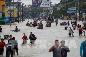 Myanmar: Lũ lụt đã buộc 150.000 người phải dời bỏ nhà cửa
