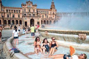 Tây Ban Nha sắp rơi vào đợt nóng kỷ lục, trên 48 độ C