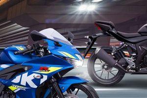 Suzuki GSX-R150 thêm màu mới chốt giá 75 triệu đồng