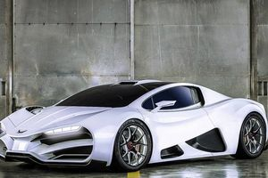 Siêu xe 'chim săn mồi' Milan Red giá 55 tỷ: Bugatti hãy dè chừng