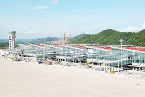 Cận cảnh thi công cảng hàng không quốc tế Vân Đồn