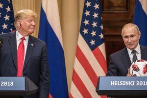 Putin 'trên cơ' Trump trong ván đấu Helsinki?