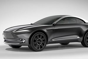 Aston Martin: Sử dụng động cơ Mercedes-AMG 53 cho SUV đầu tiên của hãng