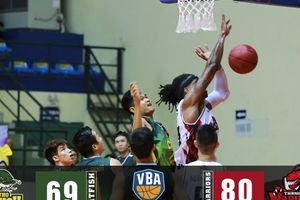 Đánh bại Cantho Catfish, Thang Long Warriors chính thức đoạt vé Playoffs