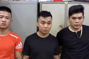 60 đối tượng ở Nha Trang hỗn chiến bằng súng, bom xăng