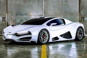 Người Áo sản xuất siêu xe triệu đô, cạnh tranh Bugatti