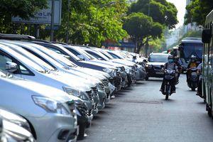 Phí gửi xe ôtô ở TP.HCM tăng gấp 8 lần