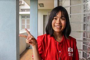Cô gái bệnh Thalassemia mong ước trở thành tình nguyện viên quốc tế