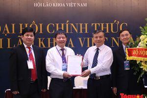 Trao quyết định thành lập Hội Lão khoa Việt Nam