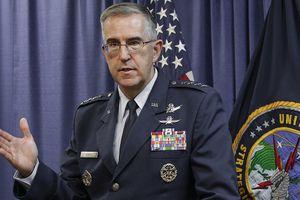 Tướng Mỹ lên tiếng về tên lửa Triều Tiên
