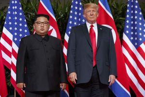 Nhà lãnh đạo Triều Tiên lại gửi thư cho tổng thống Mỹ Donald Trump
