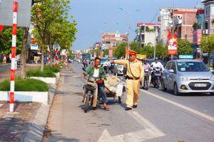 Điểm sáng trong bảo đảm an toàn giao thông
