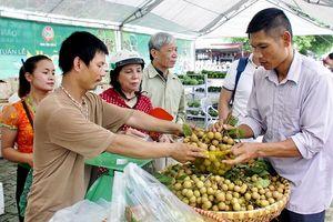 Hà Nội hỗ trợ Sơn La quảng bá nhãn lồng tới người tiêu dùng