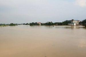 Hà Nội: Rút báo động lũ trên sông Bùi, sông Tích