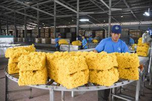Xuất khẩu cao su đạt 1 tỷ USD trong 7 tháng đầu năm