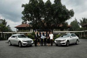 Laguna Lăng Cô cùng Mercedes-Benz: mang đến những trải nghiệm sang trọng