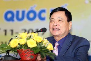 Ông Nguyễn Công Khế rút tên ứng cử Chủ tịch VFF