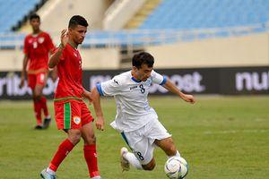 Olympic Uzbekistan kêu khó vì thời tiết tại Việt Nam