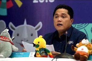 Chủ tịch Ủy ban tổ chức ASIAD xác nhận bốc thăm lại bóng đá nam ASIAD 2018